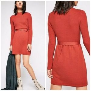 Free people French Girl Mini Dress Tribeca  SZ,XS